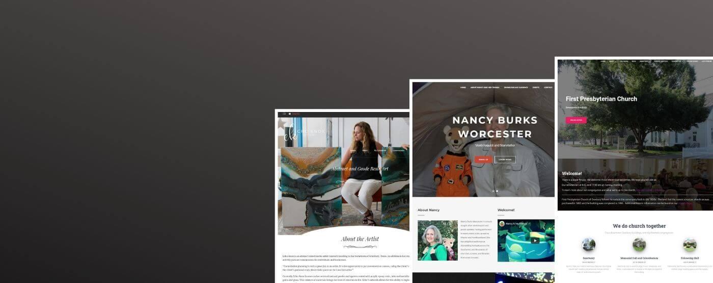 Sleek, Responsive Web Design